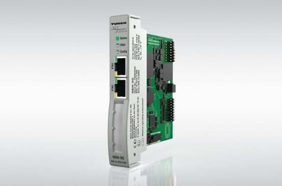 Ethernet Communication for Ex Areas
